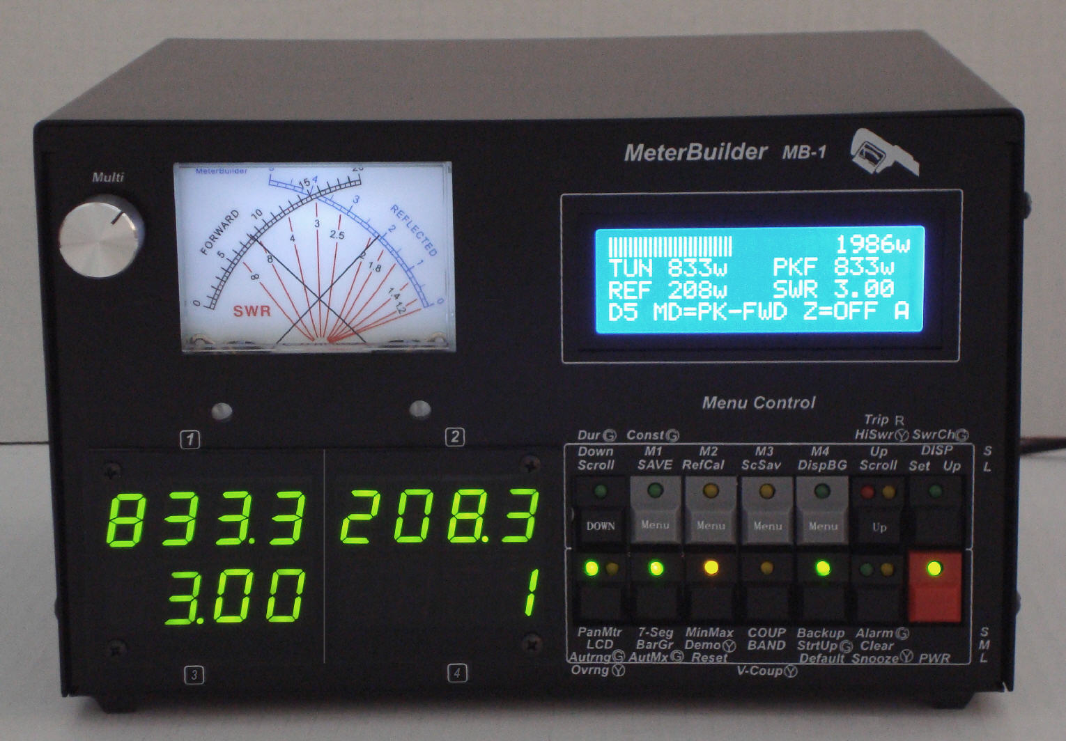 MB-1 - Fully Programmable Power Meter